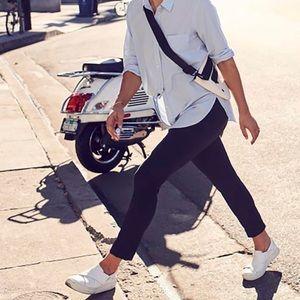 Athleta Wander Slim Crop Pant